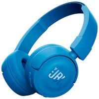 Беспроводные наушники с микрофоном JBL T460BT Blue (JBLT460BTBLU)