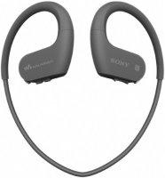 Наушники-плеер Sony NW-WS623/BM Black