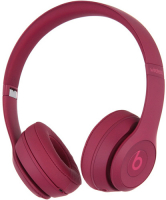 BEATS SOLO3 WIRELESS NEIGHBORHOOD BRICK RED