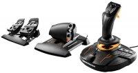 Игровой набор Thrustmaster T-16000M FCS Flight Pack джойстик + рычаг управления + педали (TM 2960782)