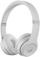 BEATS SOLO3 WIRELESS MATTE SILVER (MR3T2ZE/A)
