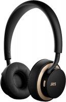 Беспроводные наушники с микрофоном Jays U-Jays Wireless Black/Gold (T00182)