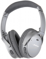 BOSE QUIETCOMFORT 35 II WIRELESS HEADPHONES SILVER