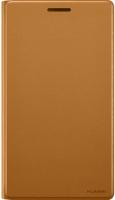 HUAWEI FLIP COVER BROWN (51991963)