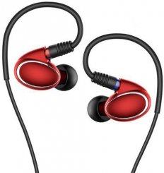 <b>Наушники</b> с микрофоном <b>FiiO FH1 Red</b> - купить <b>наушники</b> ФИО ...