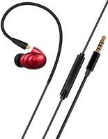 Наушники с микрофоном FiiO F9 Red