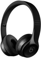 Купить Беспроводные наушники с микрофоном Beats, Solo3 Wireless Gloss Black (MNEN2EE/A)