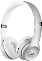 Купить Беспроводные наушники с микрофоном Beats, Solo3 Wireless Silver (MNEQ2EE/A)