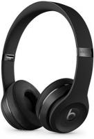Купить Беспроводные наушники с микрофоном Beats, Solo3 Wireless Matte Black (MP582EE/A)