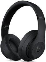Беспроводные наушники с микрофоном Beats Studio3 Wireless Matte Black (MQ562EE/A)