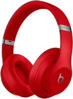 Беспроводные наушники с микрофоном Beats Studio3 Wireless Red (MQD02EE/A)