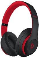 Беспроводные наушники с микрофоном Beats Studio3 Wireless Defiant Black/Red (MRQ82EE/A)