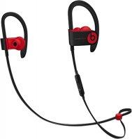 Беспроводные наушники с микрофоном Beats Powerbeats3 Wireless Defiant Black/Red (MRQ92EE/A)