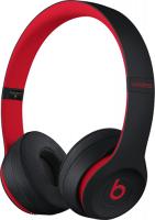 Купить Беспроводные наушники с микрофоном Beats, Solo3 Wireless Defiant Black/Red (MRQC2EE/A)