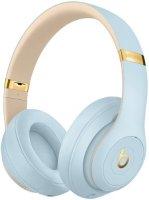 Беспроводные наушники с микрофоном Beats Studio3 Wireless Crystal Blue (MTU02EE/A)