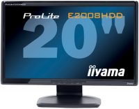 Монитор Iiyama PLE2008HDD-B1