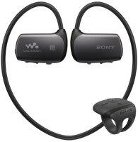 Наушники-плеер Sony NWZ-WS615/BM Black
