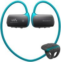 Наушники-плеер Sony NWZ-WS615/LM Blue