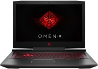 "Игровой ноутбук HP Omen 17-an013ur (2CK21EA) (Intel Core i5-7300HQ 2500Mhz/17.3""/1920х1080/8GB/1TB/DVD нет/NVIDIA GeForce GTX 1050/Wi-Fi/Bluetooth/Win 10 Home)"