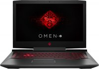 "Игровой ноутбук HP Omen 17-an015ur (2CM04EA) (Intel Core i5-7300HQ 2.5Ghz/17.3""/1920х1080/8GB/1TB HDD/NVIDIA GeForce GTX1050/DVD±RW/Wi-Fi/Bluetooth/Dos)"