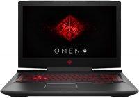 "Игровой ноутбук HP Omen 17-an039ur (2FP34EA) (Intel Core i5-7300HQ 2.5GHz/17.3""/1920х1080/8GB/1TB HDD + 128GB SSD/nVidia GeForce GTX1060/DVD±RW/Wi-Fi/Bluetooth/Win 10 Home x64)"