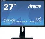 Монитор Iiyama ProLite XB2783HSU-B3