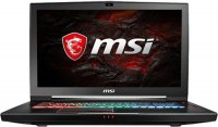 "Игровой ноутбук MSI GT75VR 7RE-054RU Titan SLI (Intel Core i7-7820HK 2.9Ghz/17.3""/3840х2160/32GB/1TB HDD + 512GB SSD/NVIDIA GeForce GTX1070 SLI/DVD нет/Wi-Fi/Bluetooth/Win 10)"