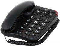 Телефон teXet TX-214 Black