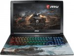 Игровой ноутбук MSI World of Tanks Edition GP62 8RC-054XRU