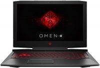 "Игровой ноутбук HP Omen 15-ce069ur 3YD48EA (Intel Core i7-7700HQ 2.8GHz/15.6""/1920х1080/12GB/1TB HDD + 128GB SSD/nVidia GeForce GTX 1060/DVD нет/Wi-Fi/Bluetooth/Win 10 Home x64)"