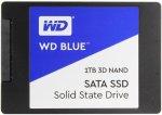 Твердотельный накопитель WD 1TB Blue (WDS100T2B0A)