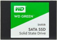 Твердотельный накопитель WD 240GB Green (WDS240G2G0A)
