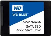 Твердотельный накопитель WD 500GB Blue (WDS500G2B0A)