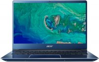 "Ноутбук Acer Swift 3 SF314-54G-52CK (NX.GYJER.002) (Intel Core i5-8250U 1.6GHz/14""/1920х1080/8GB/256GB SSD/NVIDIA GeForce MX150/DVD нет/Wi-Fi/Bluetooth/Win10)"