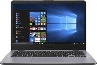 "Ноутбук ASUS VivoBook 14 X405UA-BM565T (Intel Core i3 6006U 2GHz/14""/1920x1080/8GB/256GB SSD/Intel HD 520/DVD нет/Wi-Fi/Bluetooth/Win 10)"