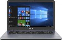 "Ноутбук ASUS VivoBook 17 X705MA-BX012T (Intel Celeron N4000 1.1GHz/17.3""/1600x900/4GB/1TB HDD/Intel UHD Graphics 600/DVD нет/Wi-Fi/Bluetooth/Win 10)"
