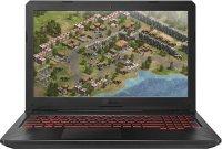 """Игровой ноутбук ASUS TUF Gaming FX504GD-E4994T (Intel Core i5 8300H 2.3GHz/15.6""""/1920x1080/12GB/128GB SSD + 1TB HDD/GeForce GTX 1050/DVD нет/Wi-Fi/Bluetooth/Win 10)"""