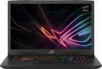 """Игровой ноутбук ASUS ROG GL703GM-E5211 (Intel Core i7-8750H 2.2Ghz/17.3""""/1920х1080/16GB/1TB HDD + 256GB SSD/NVIDIA GeForce GTX1060/DVD нет/Wi-Fi/Bluetooth/Без ОС)"""