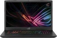 "Игровой ноутбук ASUS ROG GL703GS-E5062T (Intel Core i7 8750H 2.2GHz/17.3""/1920x1080/16GB/256GB SSD + 1TB HDD/GeForce GTX 1070/DVD нет/Wi-Fi/Bluetooth/Win 10)"