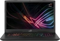 "Игровой ноутбук ASUS ROG GL703GS-E5058T (Intel Core i7 8750H 2.2GHz/17.3""/1920x1080/8GB/256GB SSD + 1TB HDD/GeForce GTX 1070/DVD нет/Wi-Fi/Bluetooth/Win 10)"