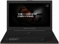 Купить Игровой ноутбук ASUS, ROG Zephyrus GX501GI-EI036T (Intel Core i7 8750H 2.2GHz/15.6 /1920x1080/16GB/1TB SSD/Intel UHD 630 + GeForce GTX 1080/DVD нет/Wi-Fi/Bluetooth/Win 10)