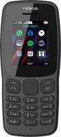 Мобильный телефон Nokia 106 Gray (TA-1114)