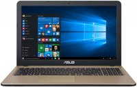 "Ноутбук ASUS X540UB-DM048T (Intel Core i3 6006U 2GHz/15.6""/1600x900/4Gb/500Gb HDD/nVidia GeForce MX110/DVD нет/Wi-Fi/Bluetooth/Cam/Windows 10)"