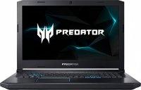 "Игровой ноутбук Acer Predator Helios 500 PH517-61-R28C (NH.Q3GER.006) (AMD Ryzen 7 2700 3.2GHz/17.3""/1920x1080/32GB/512GB SSD + 2TB HDD/AMD Radeon RX Vega 56/DVD нет/Wi-Fi/Bluetooth/Linux)"