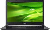 """Игровой ноутбук Acer Aspire 7 A717-71G-7167 (NH.GPFER.007) (Intel Core i7 7700HQ 2.8GHz/17.3""""/1920x1080/8GB/128GB SSD + 1TB HDD/Intel UHD 630 + GeForce GTX 1060/DVD нет/Wi-Fi/Bluetooth/Win 10)"""