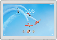 Купить Планшет Lenovo, Tab M10 TB-X605L 10 16GB LTE White (ZA490073RU)