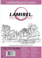 Обложка для переплета Lamirel Delta A4, 100 шт, зеленый (CRC78770) фото