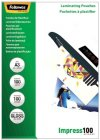 Пленка для ламинирования Fellowes A3 100 мкм, 100 шт (CRC53512)