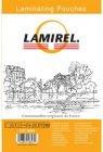 Плёнка для ламинирования Lamirel 65x95 мм, 125 мкм, 100 шт (CRC78664)