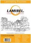 Пленка для ламинирования Lamirel 85x120 мм, 125 мкм, 100 шт (CRC78767)